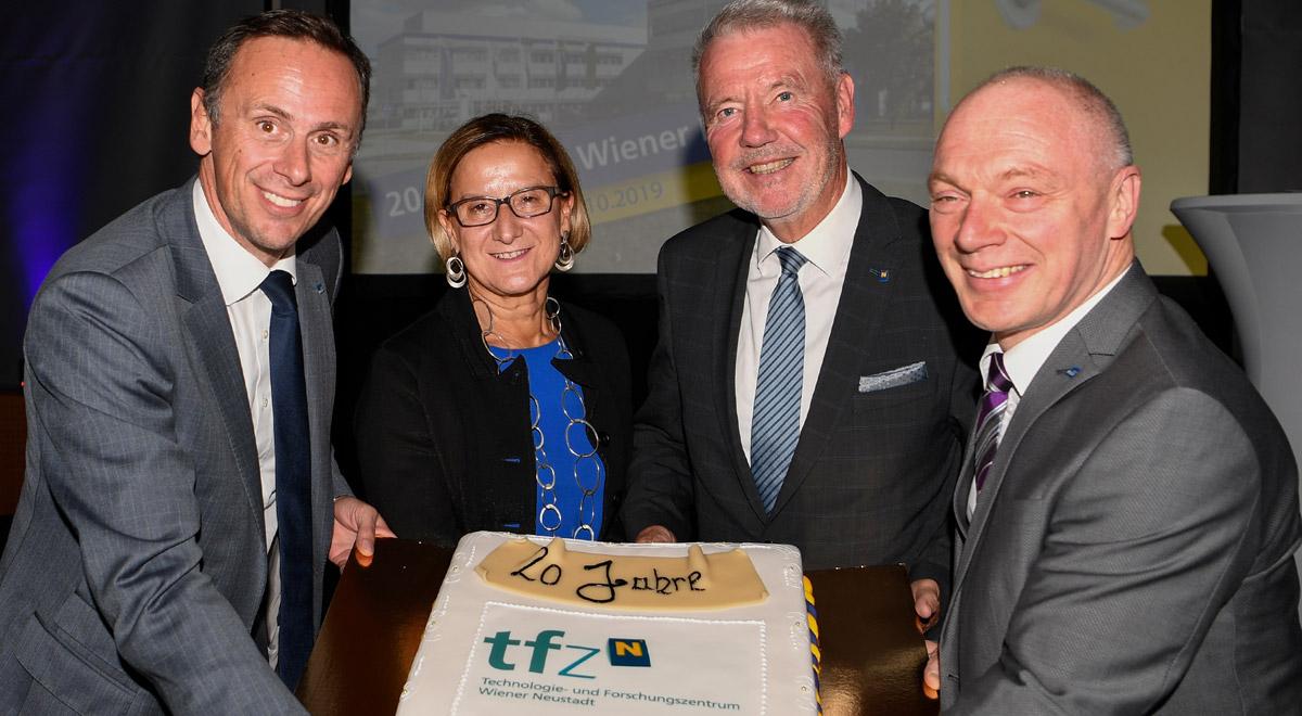 20 Jahre TFZ Wiener Neustadt / Foto: © NLK Reinberger