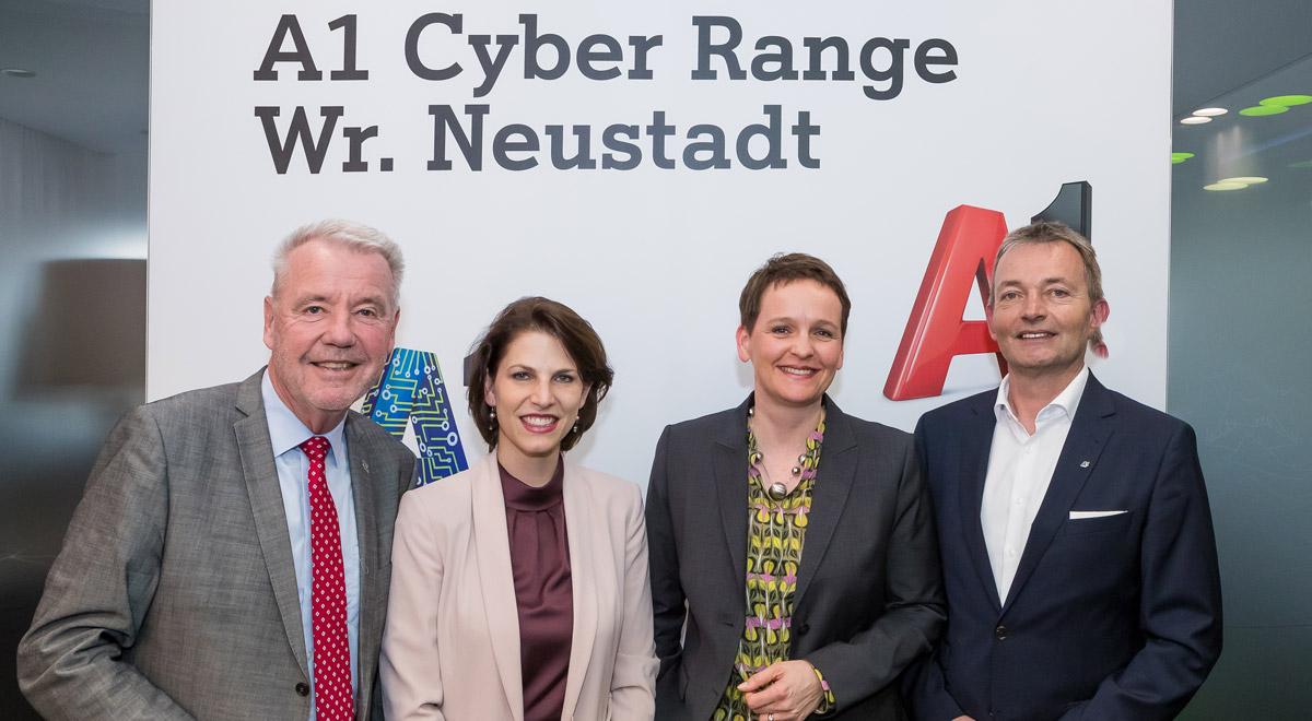 A1-Cyber-Range Wiener Neustadt / Foto: zVg.