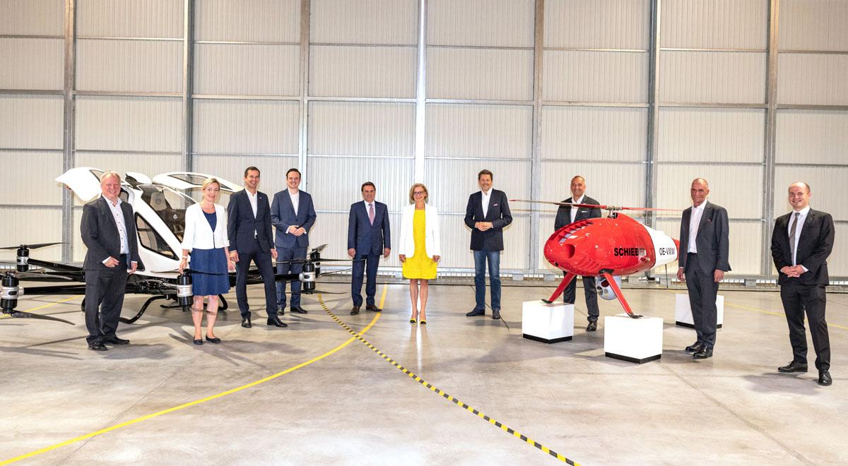 Partnerschaft AIRlabs-Austria & WKÖ / Foto: © NLK Reinberger