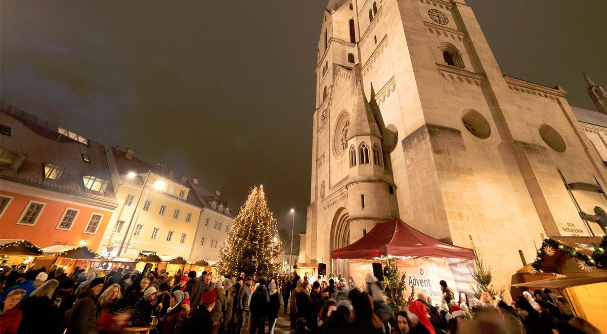 Advenmarkt am Dom / Foto: (Stadt Wiener Neustadt/Weller