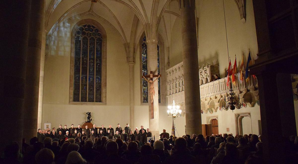Adventkonzert- St. Georgs Kathedrale / Foto: © Claus/TherMilAk