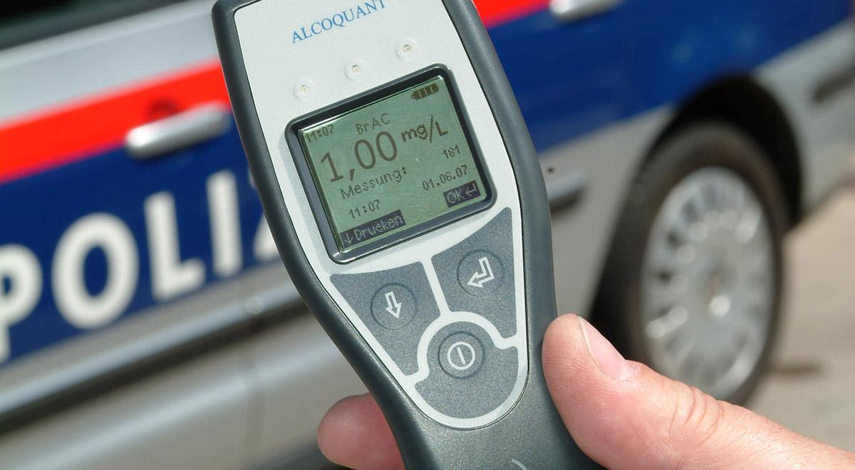Alkomat / Foto: BMI / Egon Weissheimer