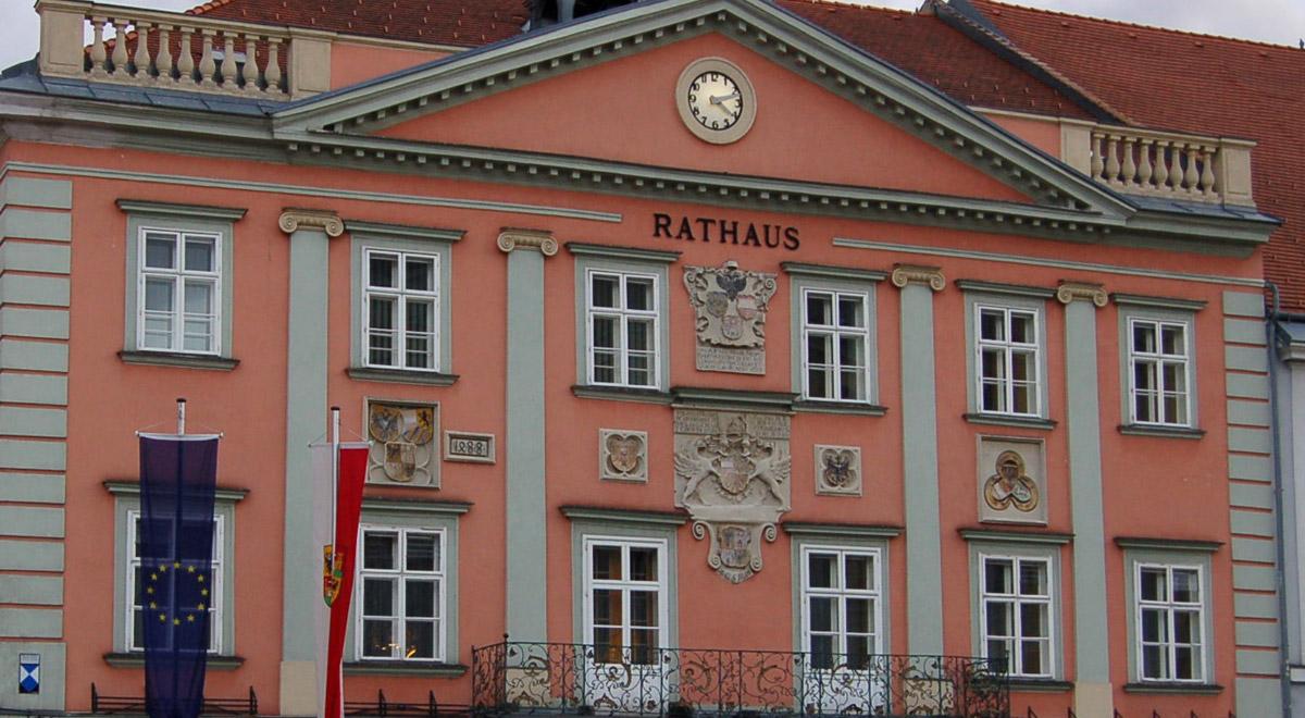 Altes Rathaus / Foto: Wolfgang Glock (CC BY-SA 3.0)