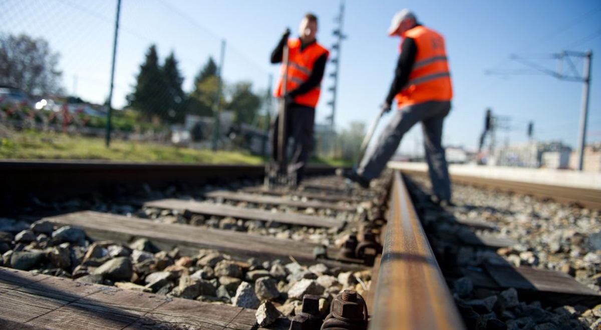 Gleisbauarbeiten / Foto: ÖBB