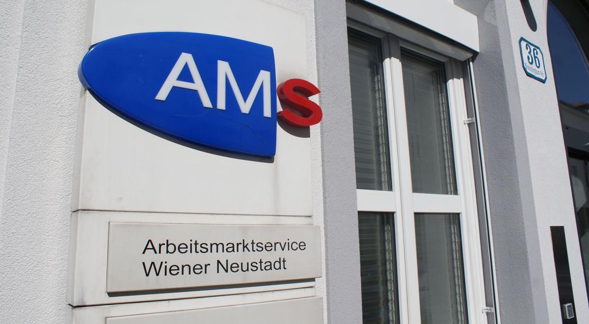 AMS Wiener Neustadt / Foto: wn24 / Robert Mayer