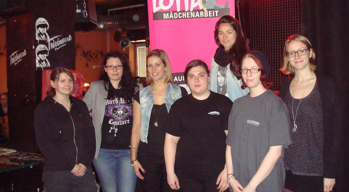 Lotta Girlsbase / Foto: Verein Jugend & Kultur)