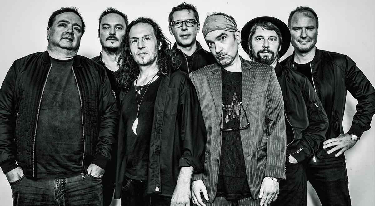 """Band """"Totgeglaubt"""" / Foto: © Götz Schrage"""