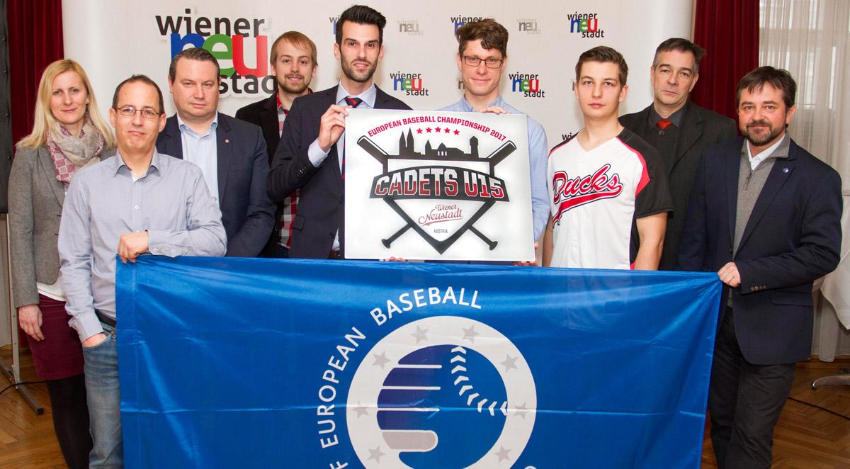 Baseball U15-EM / Foto: Wiener Neustadt/Weller