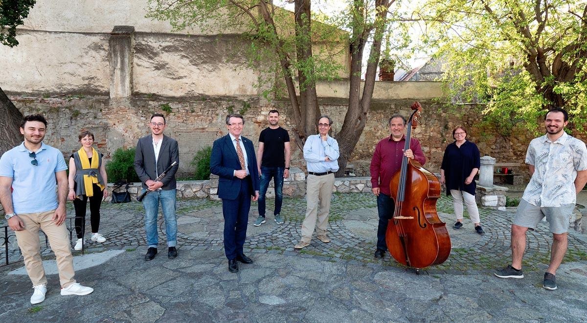 """""""Beethoven Frühling"""" und """"World Music Festival"""" / Foto: (Stadt Wiener Neustadt/Weller)"""