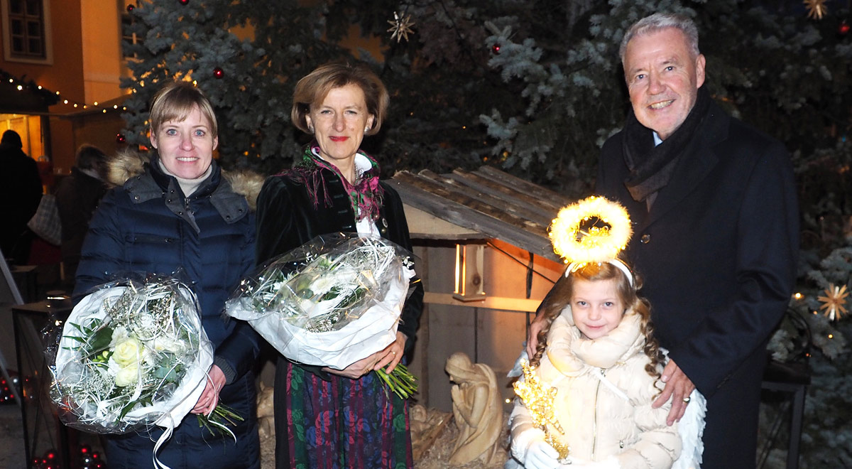 Advent am Dom 2017 / Foto: Wiener Neustadt/Pürer