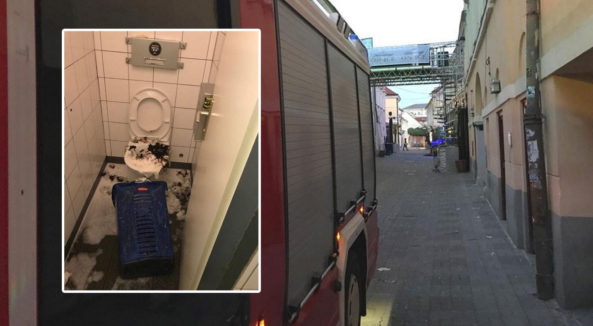 Brand in Herrengassen-Lokal / Foto: Presseteam Feuerwehr Wiener Neustadt