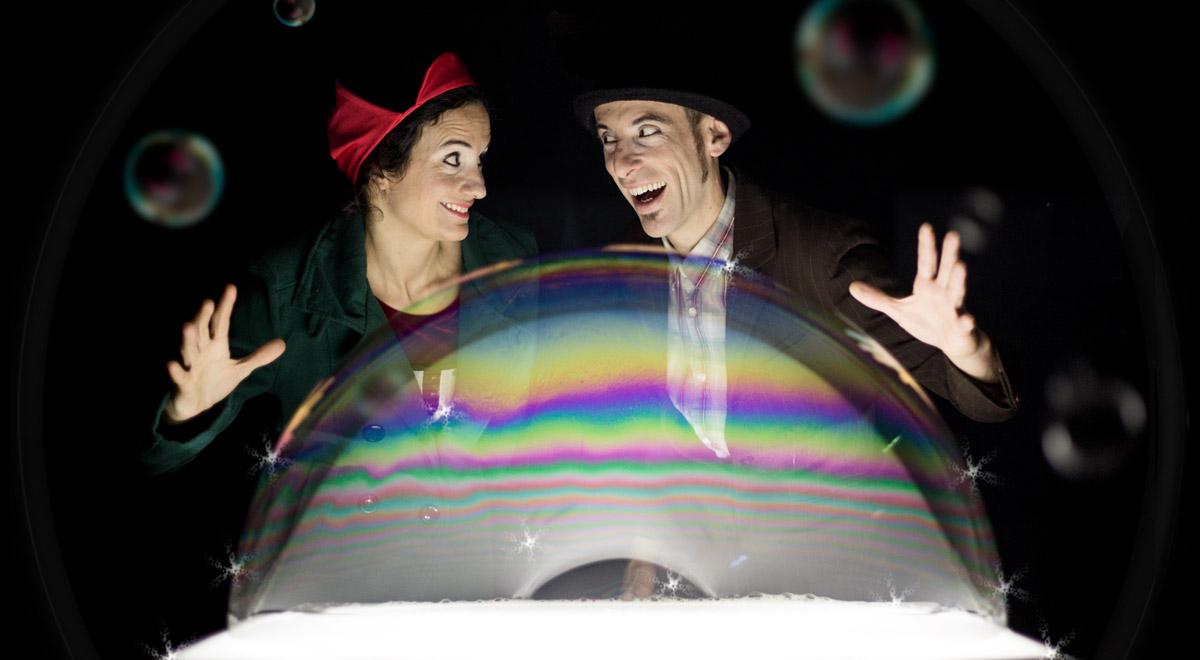 Bubbles 2 im CinemaCircus / Foto: zVg.