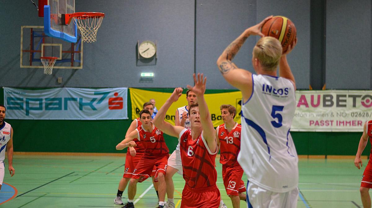 Bule Devils vs. Möllersdorf / Foto: Blue Devils