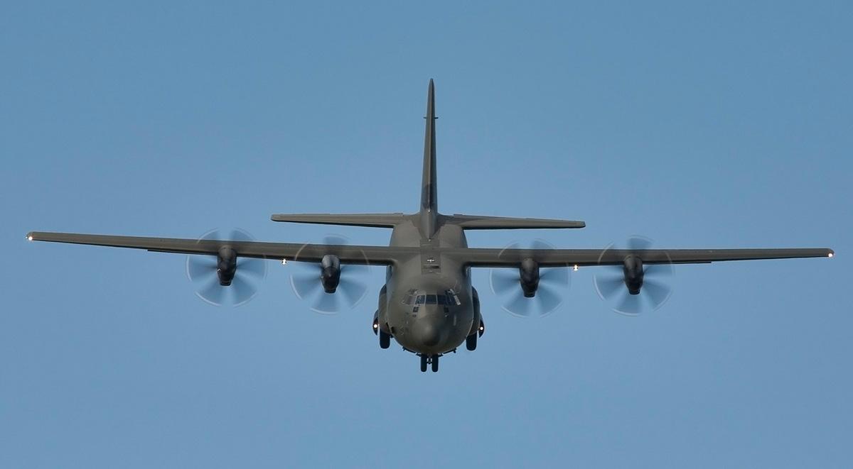 C-130 Herkules / Foto: Lockheed C-130J Hercules C5 by I Wish I Was Flying (CC BY-ND 2.0)