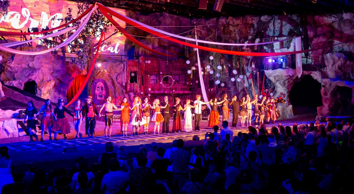 Carmen – Das Musical / Foto: zVg.