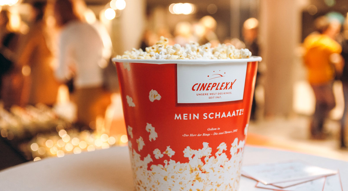 Cineplexx Zeugnisaktion / Foto: Philipp Lipiarski
