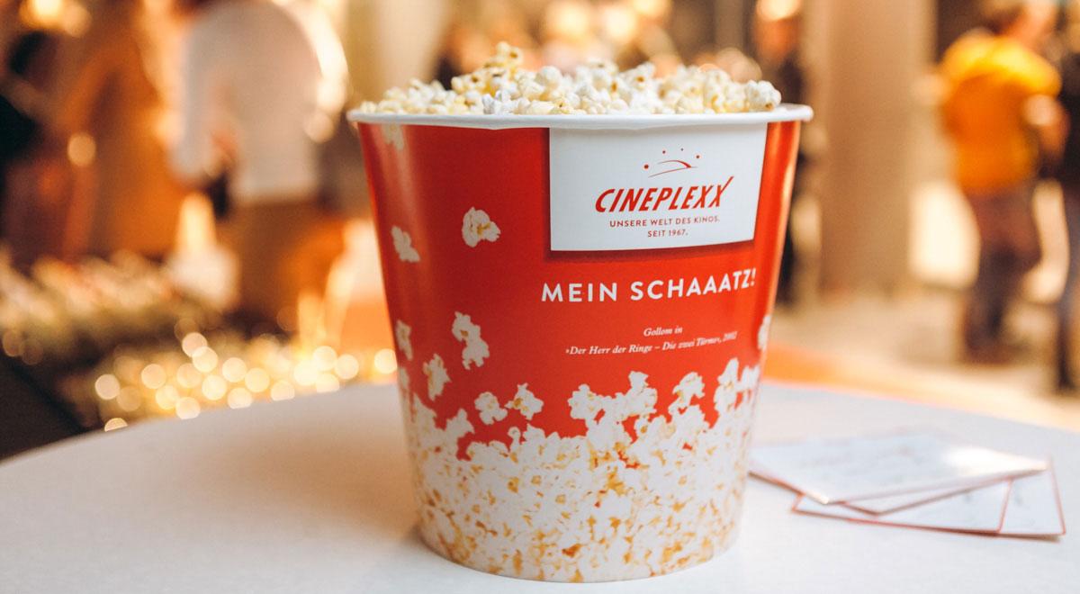 popcorn im Cineplexx Kino / Foto: Cineplexx (Philipp Lipiarski)