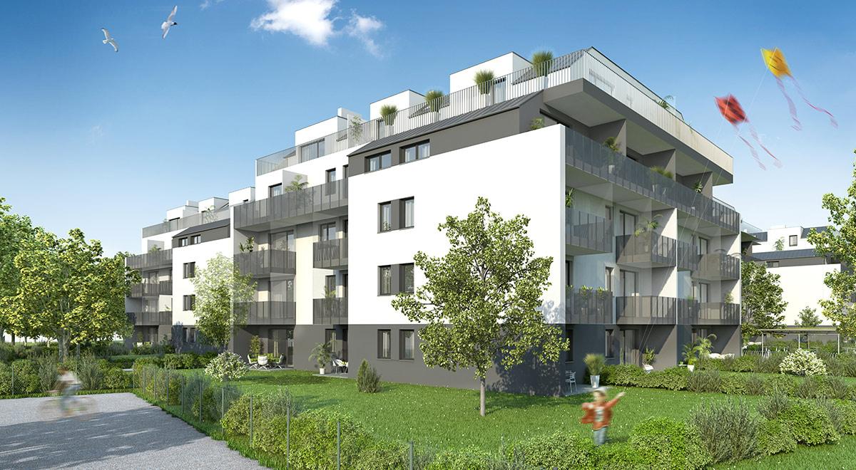 Cityquartier Wiener Neustadt / Foto: zVg.