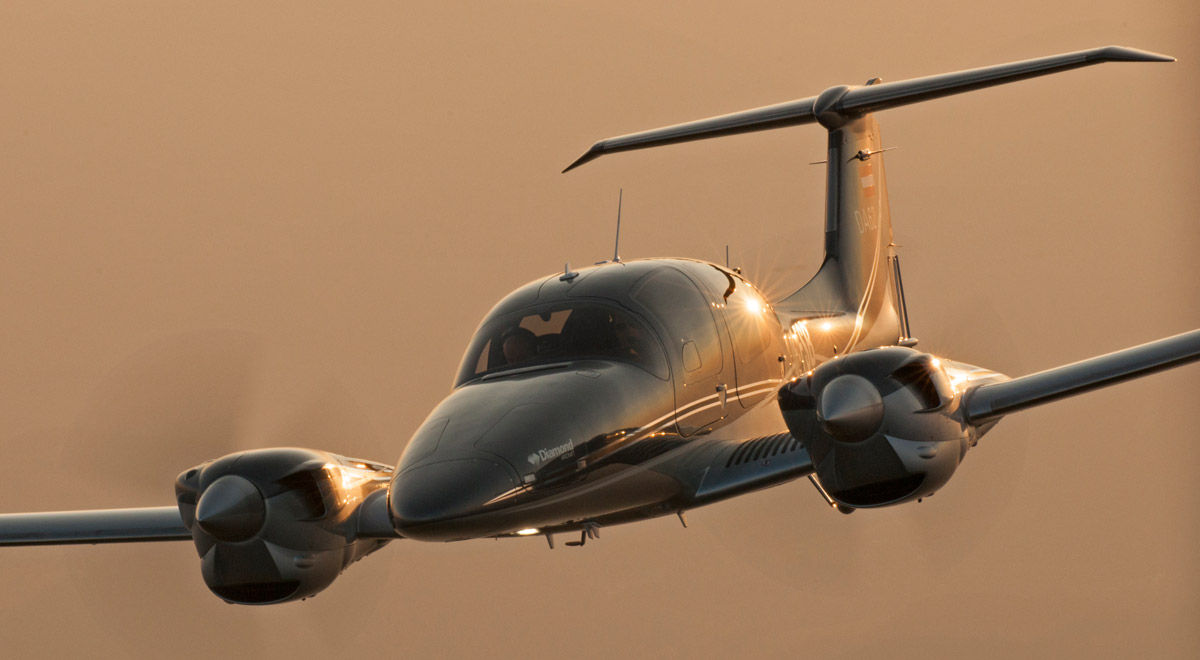 Diamond Aircraft DA62 / Foto: Diamond Aircraft