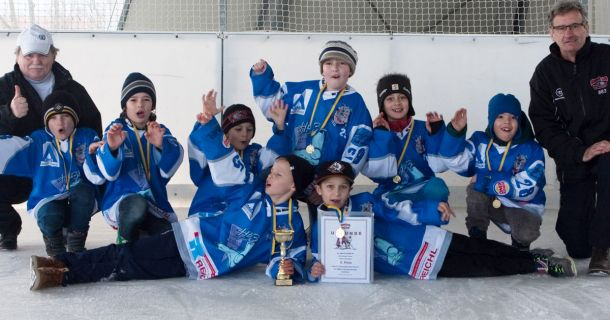 Foto: Eishockey-U10