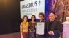 Erasmus+ Award / Foto: © FHWN