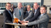 Eröffnung Biogasanlage / Foto: Stadt Wiener Neustadt/Weller