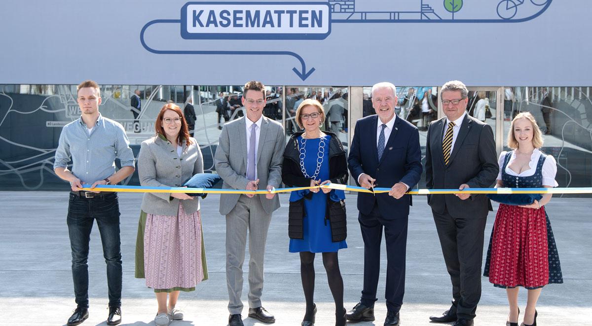 Eröffnung Landesausstellung 2019 / Foto: © NLK Pfeiffer