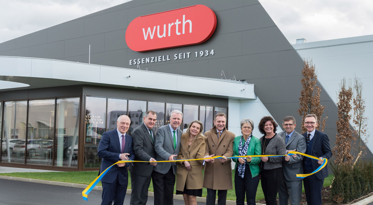 Eröffnung Wurth Essenzenfabrik / Foto: © Ralph Gassner