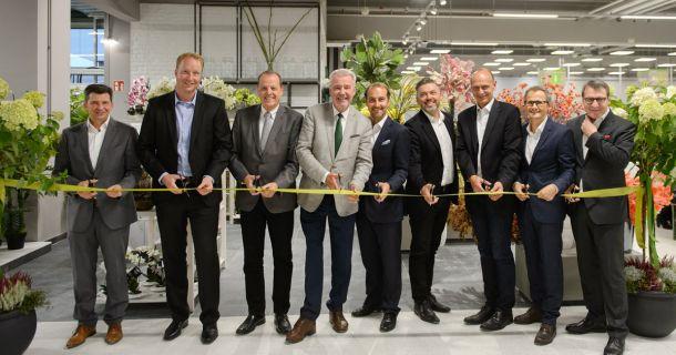 Foto: Eröffnung Dehner Gartencenter