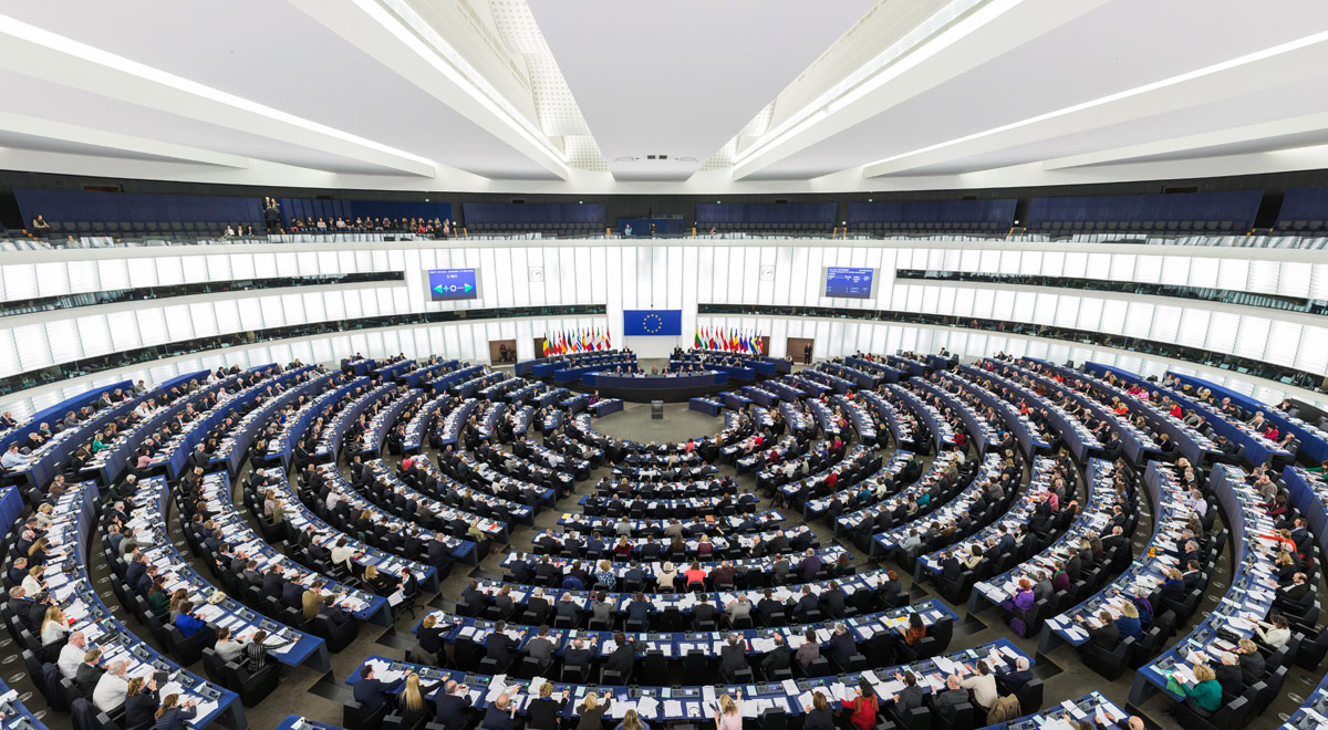 Europäisches Parlaments / Foto: Diliff, wikimedia (CC BY-SA 3.0)