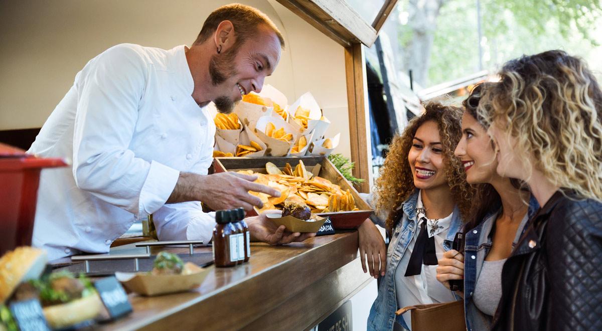 European Streetfood Festival Neunkirchen / Foto: streetfood-festival.eu