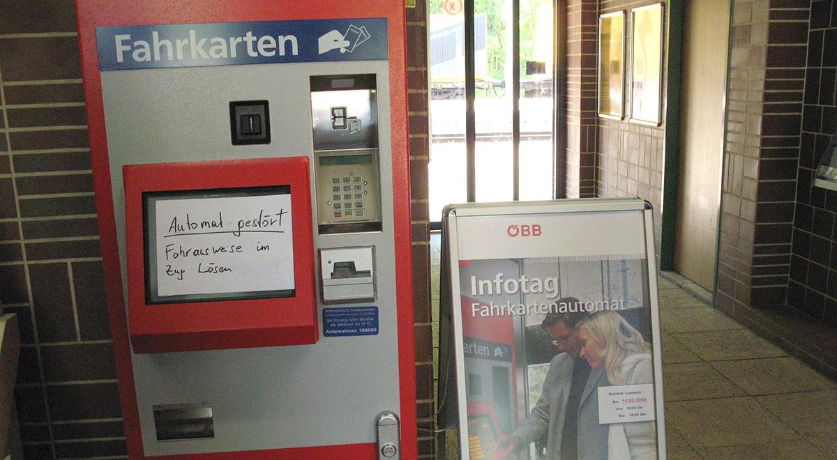 Fahrkartenautomat / Foto: Georg Scholz via Flickr (CC BY 2.0)