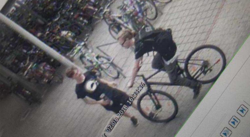 Fahrrad-Diebstahl am Bahnhofsplatz / Foto: LPD NÖ