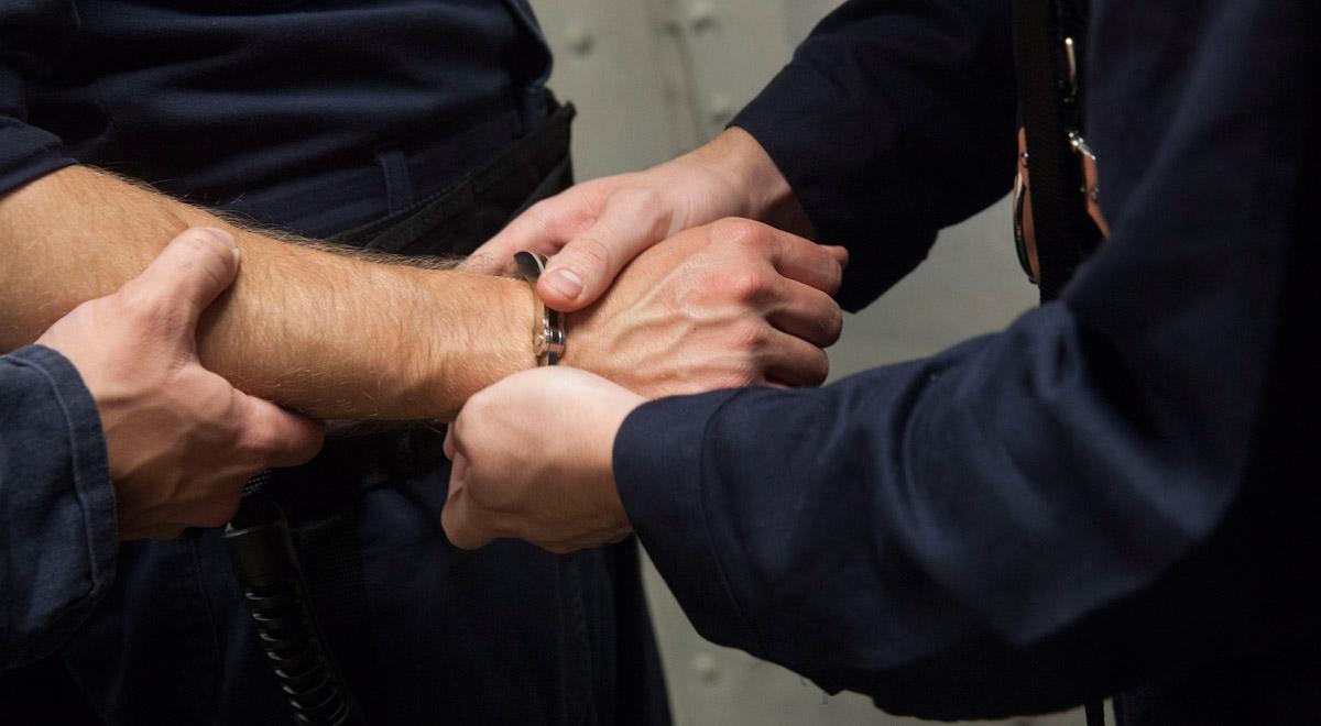 Festnahme Polizei / Foto: Flickr, CNE CNA C6F (Public Domain)