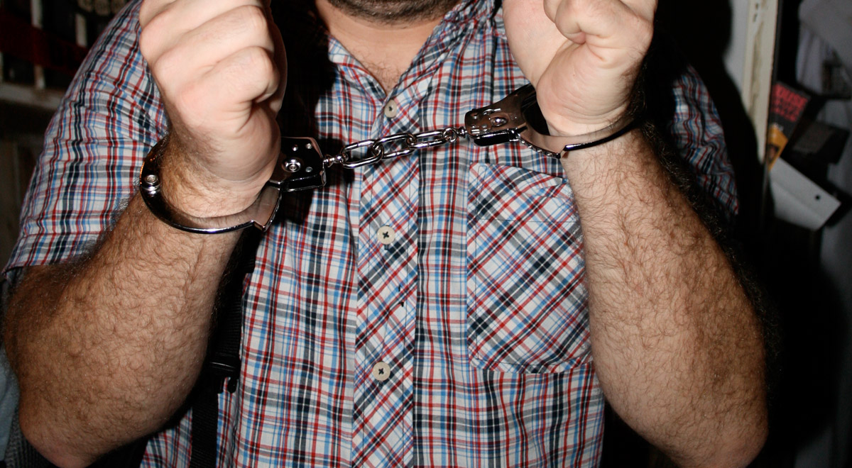 Festnahme nach Überfall / Foto: Morten Skogly, Flickr (CC BY 2.0)