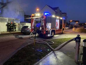 Feuerwehreinsatz Silvester 2019 / Foto: Presseteam d. FF Wr. Neustadt