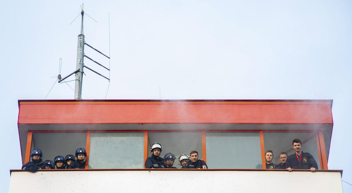 Übung der Feuerwehrjugend / Foto: Presseteam d. FF Wr. Neustadt