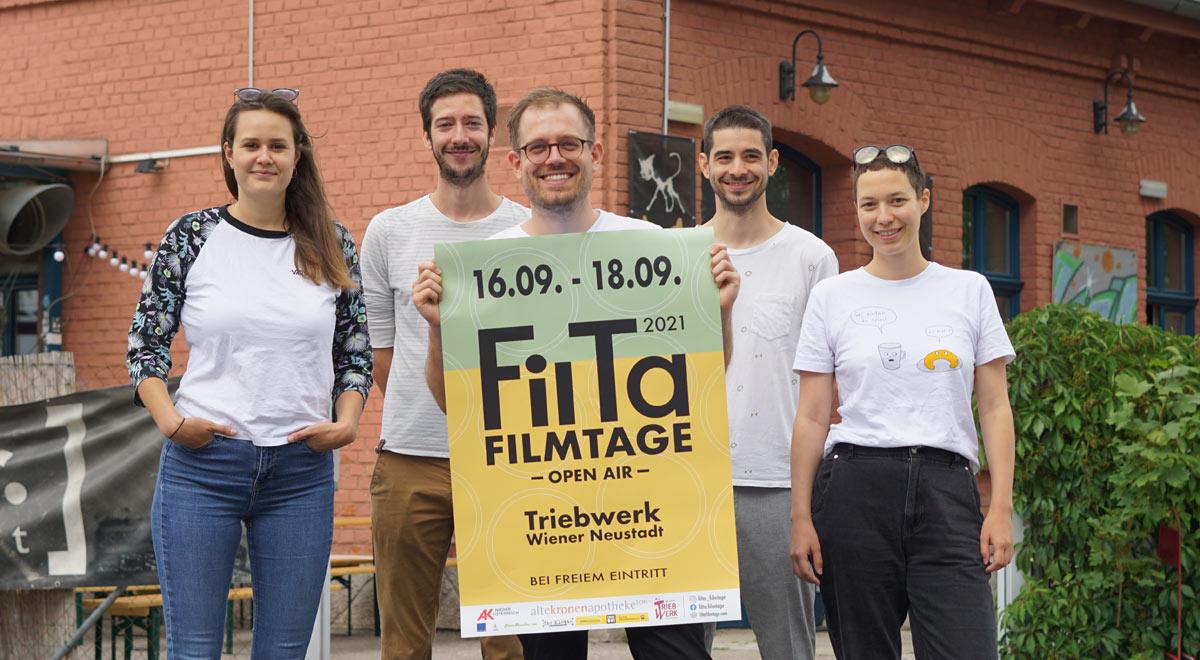 FilTa Filmtage 2021 / Foto: Harald Steiner