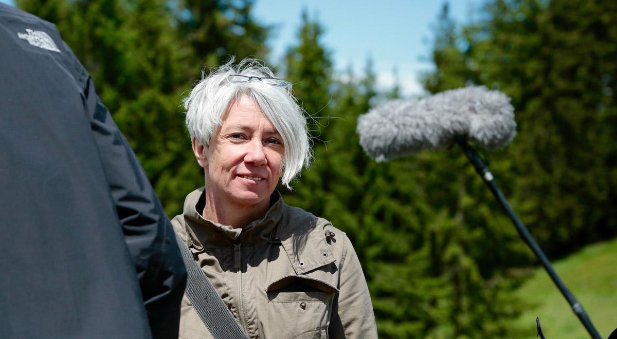 Regisseurin Alice Agneskirchner / Foto: Constantin Film