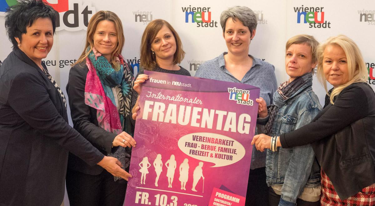 Frauentag Wiener Neustadt / Foto: Wiener Neustadt/Pürer