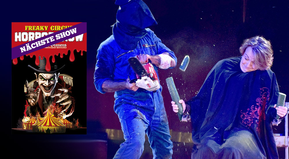Freaky Circus Horrorshow / Foto: zVg.