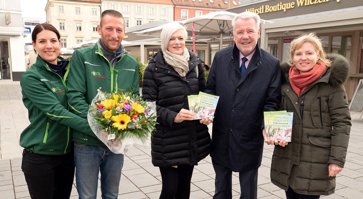 Frühlingserwachen 2019 / Foto: Stadt Wiener Neustadt/Weller