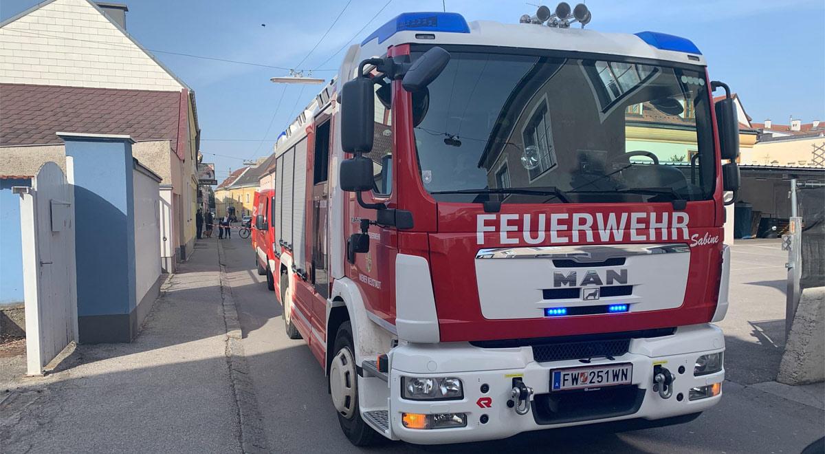 Feuerwehr-Einsatz / Foto: Presseteam d. FF Wr. Neustadt