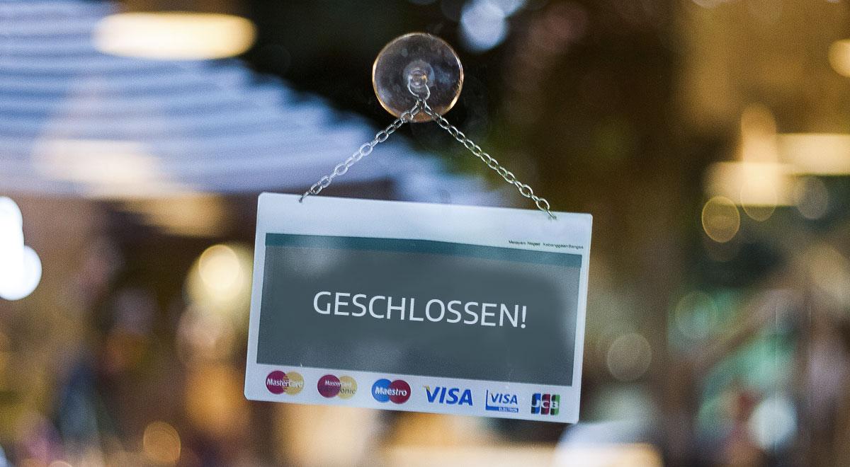 Geschäft geschlossen / Foto: (Symbolbild)