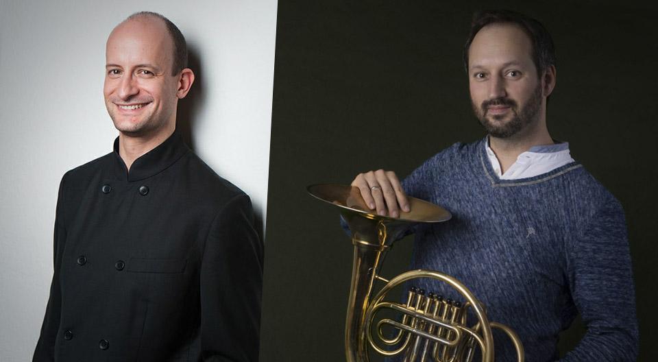 Guillermo Garcia Calvo & Christoph Peham / Foto: David Bohmann / NÖTonkünstlerBetriebsgesmbH