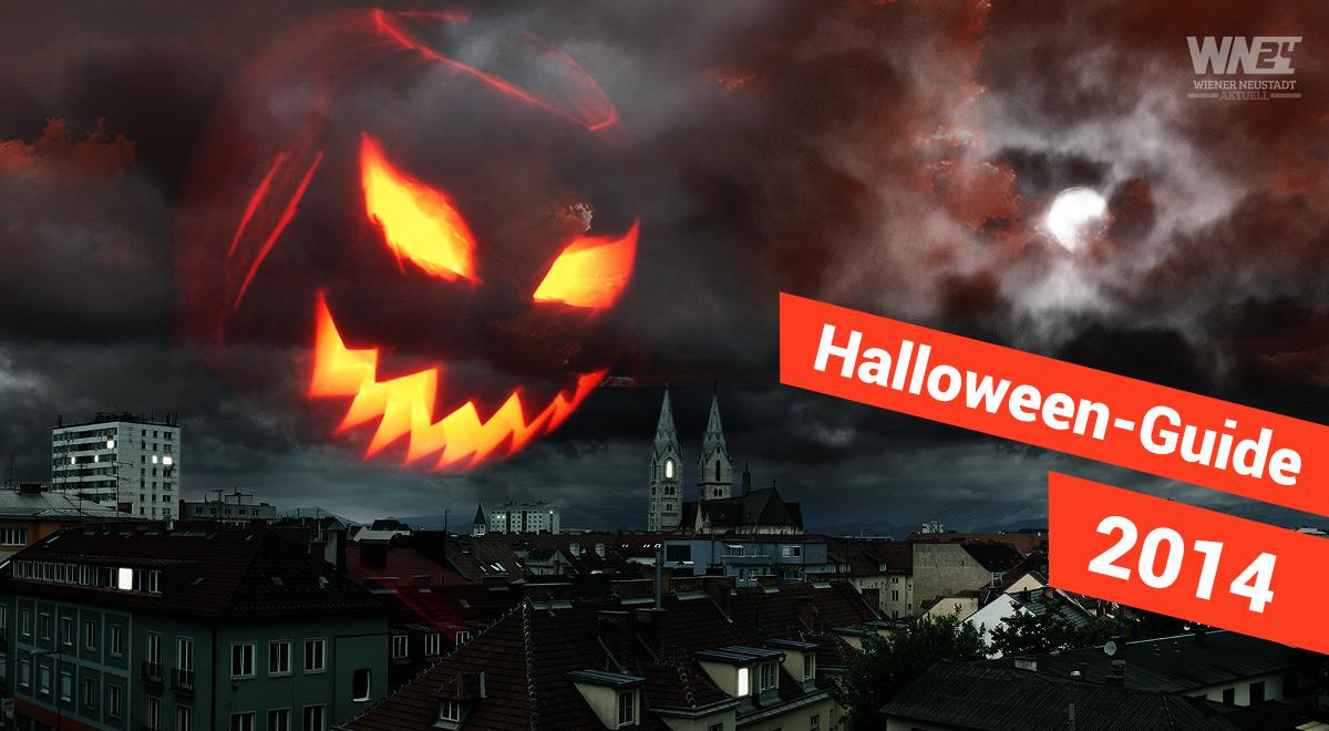 Halloween-Guide Wiener Neustadt / Foto: WN24