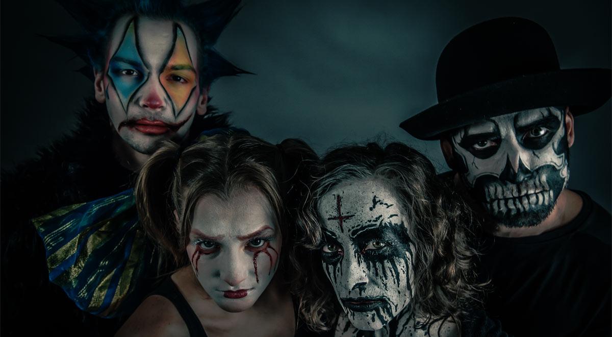 Halloween Spektakel / Foto: ©Sipario / zVg.