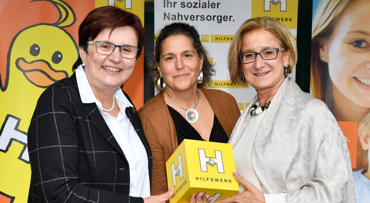Hilfswerk-Wiener-Neustadt / Foto: © NLK Reinberger