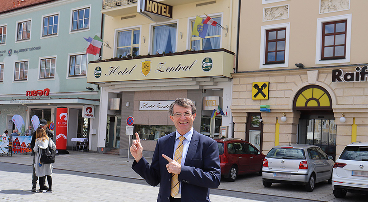 Hotel Zentral / Foto: zVg.