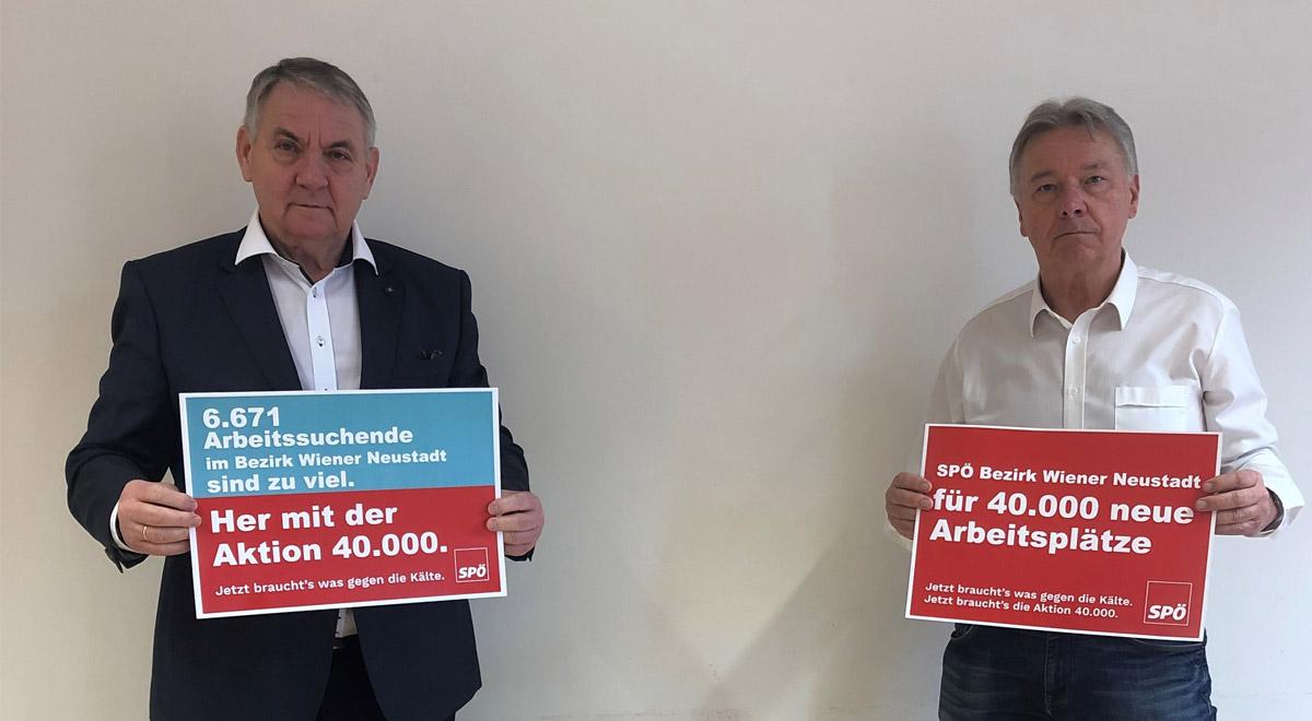 Reinhard Hundsmüller & Alfredo Rosenmaier / Foto: zVg.